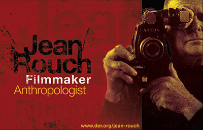 Jean Rouch web site